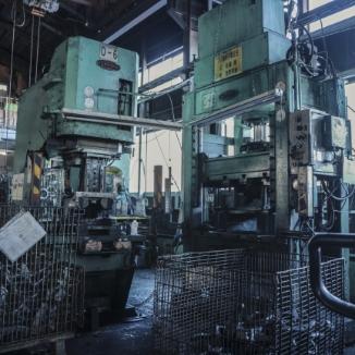 自動車鋳造部品加工